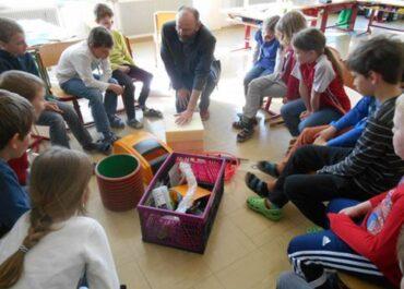 Projekttage in der VS Rottenbach